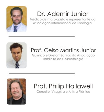 Dr. Ademir Junior, Prof. Celso Martins Junior e Prof. Philip Hallawell serão os palestrantes do evento.